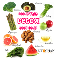 10 Foods That Detoxify Your Mind & Body, Plus Things To Avoid
