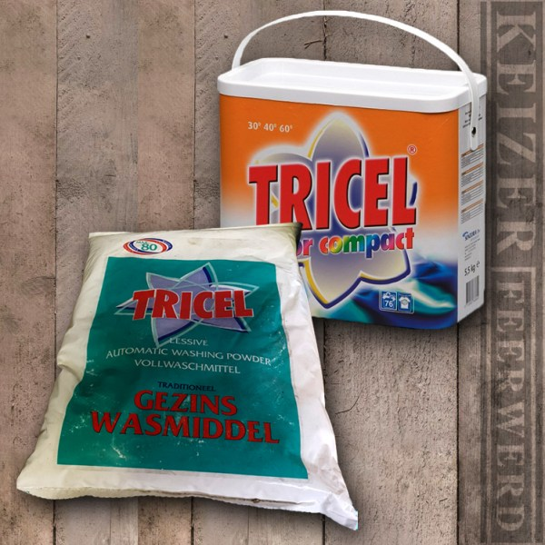 Tricel wasmiddel