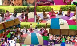 Manfaat Yoga untuk mengurangi stress pada anak-anak