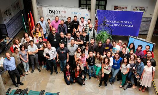 IX Blogs y Medios Granada - @wicho