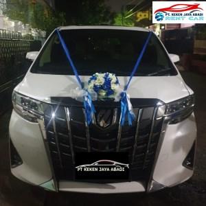 Sewa Mobil Wedding Jakarta Timur Terpercaya