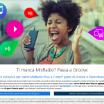 Musica gratis per 2 mesi grazie a Microsoft Music Pass