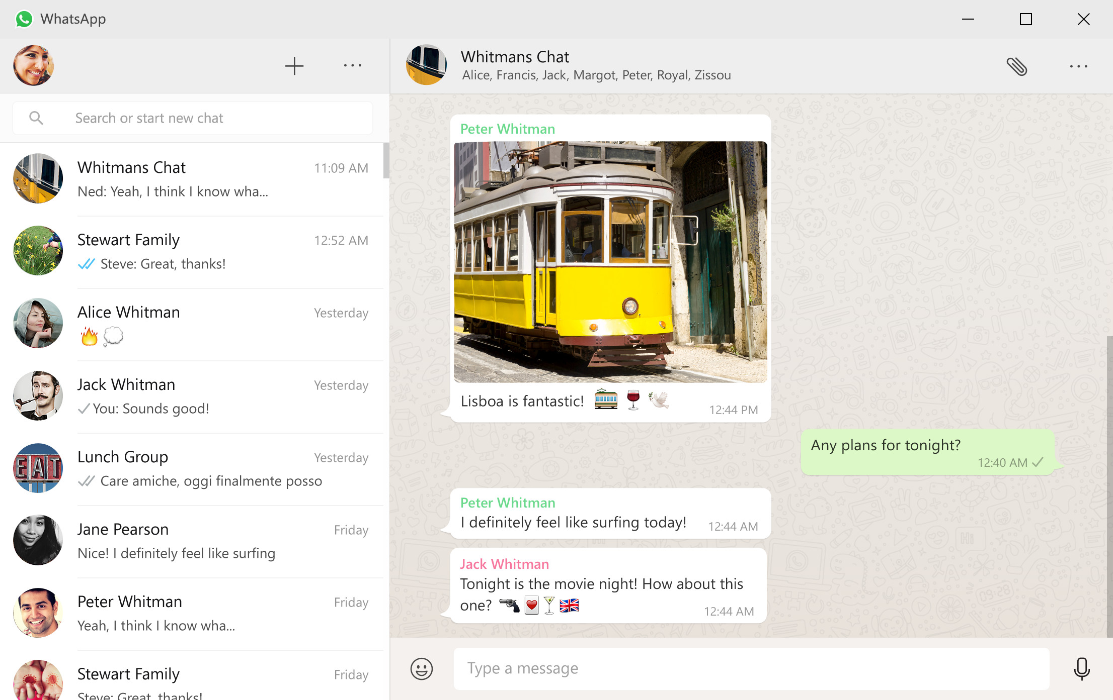 Whatsapp finalmente disponibile per PC!!!