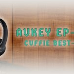 AUKEY EP-B52: Ottime cuffie ibride a 25€!