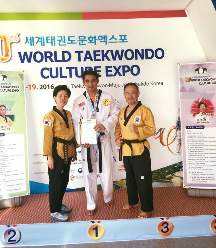 10th World Taekwondo Expo 2016