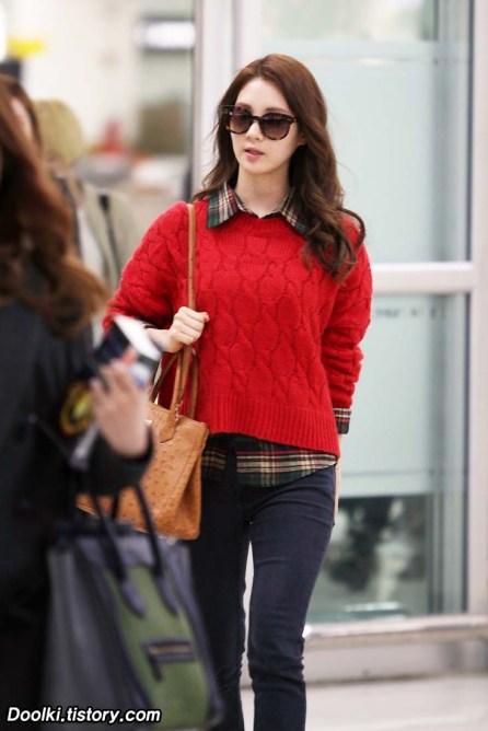 SNSD-Seohyun-airport-fashion-nov-14-1