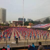 Demo Haram,! Ancaman Keselamatan, Raptai Sambutan Hari Kebangsaan Ditangguh