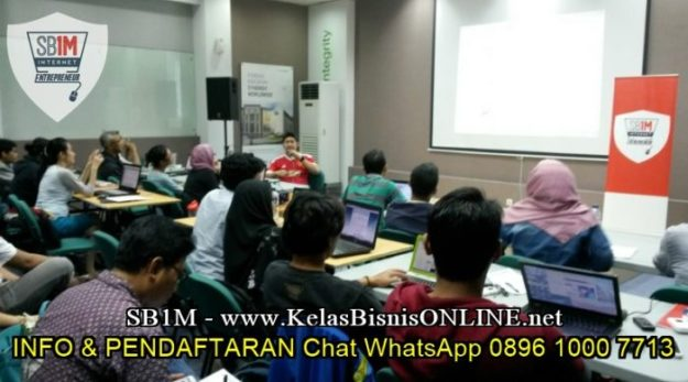 Kursus Internet Digital Marketing SB1M Di Karawang Jawa Barat