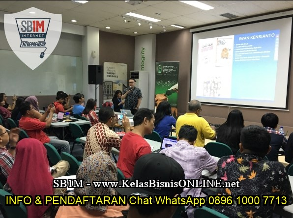 Kursus Internet Digital Marketing SB1M Di Palu