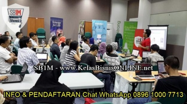 Kelas Digital Marketing Terbaik di Indonesia