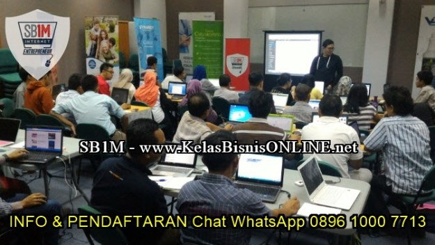 SB1M Tutorial Internet Marketing Terfavorit