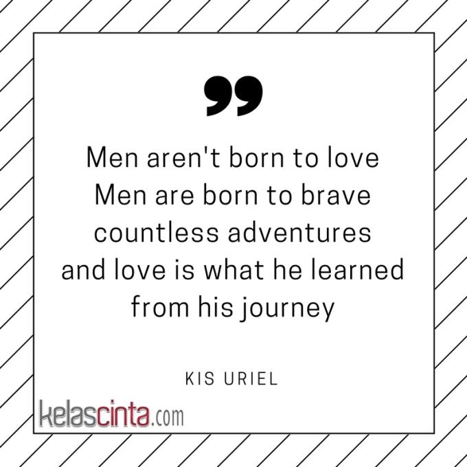 27 Quotes Tentang Pria Sejati Untuk Menoyor Kamu Yang Masih