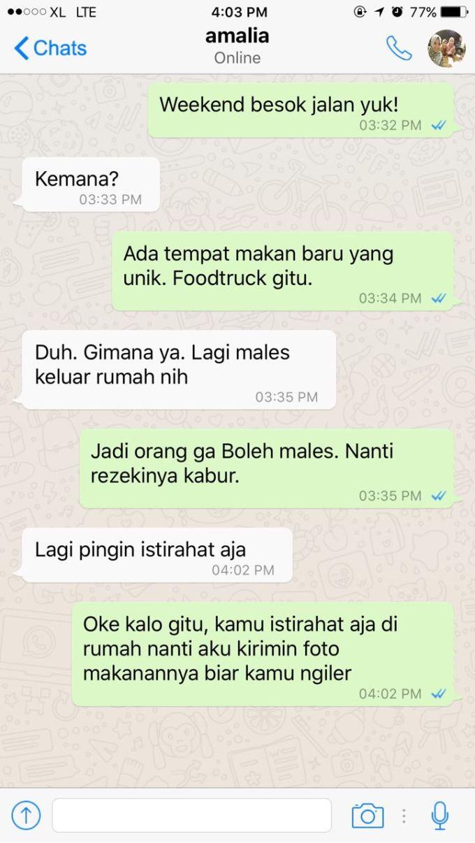 Chat Romantis Whatsapp Nusagates