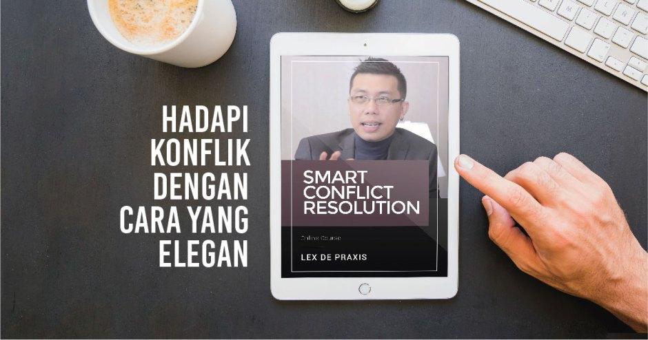 Online Course Smart Conflict Resolution