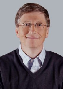Bill Gates Young Picture