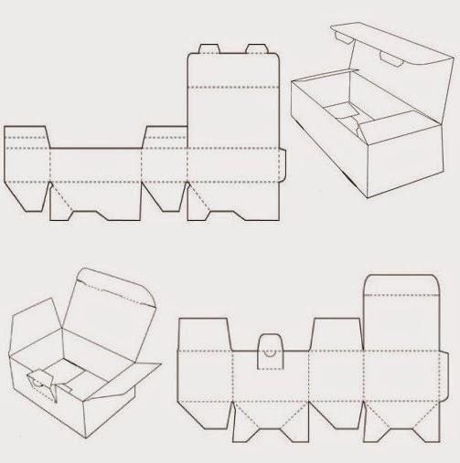 Desain Kemasancoreldraw: Macam-Macam Pola Kemasan Unik Kelas Desain