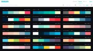 3 Situs Untuk Referensi Warna Untuk Desainer Grafis