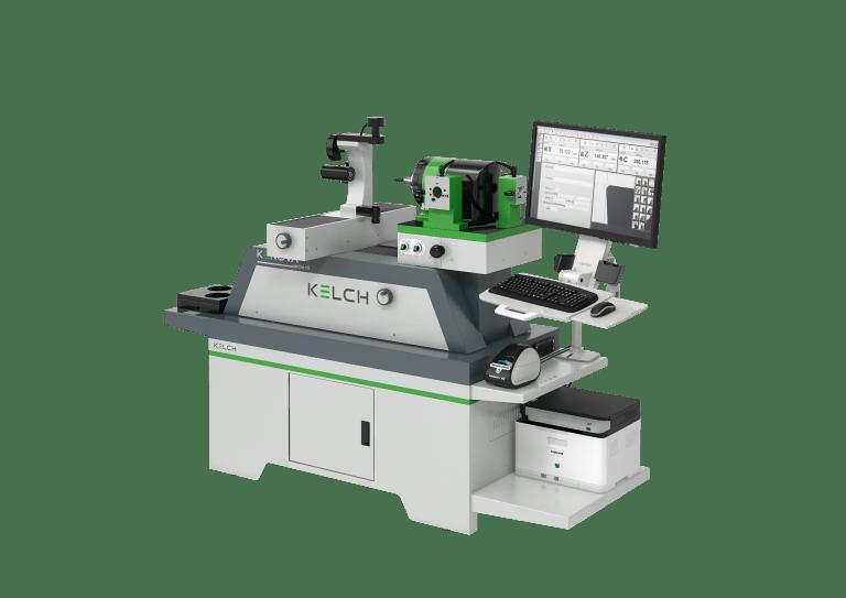 Kelch Werkzeugvoreinstellgerät H3xx - Fertigungslösung Industrie 4.0