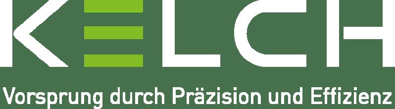 KELCH Slogan 4c schwarz weiss | Kelch.ch - Fertigungslösungen | MySolutions Group