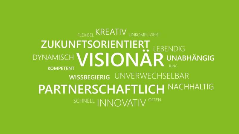 Kelch - worte - leitbild, vision