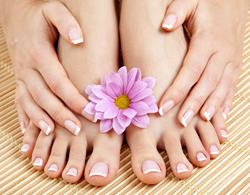 foot hand nail care