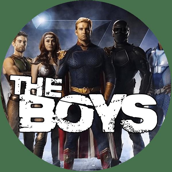 Amazon Prime Original The Boys