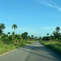 Road trip through Delta State in Nigeria