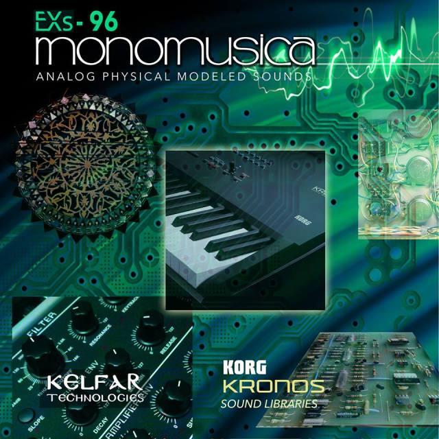 EXs 96 Monomusica