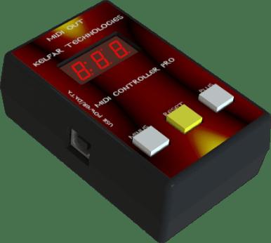 KelfarMIDI Controller Pro