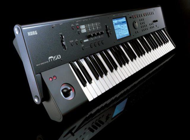 Korg M50