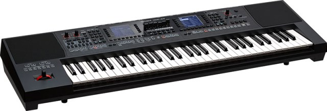 Roland E-A7 Middle Eastern Sound Library