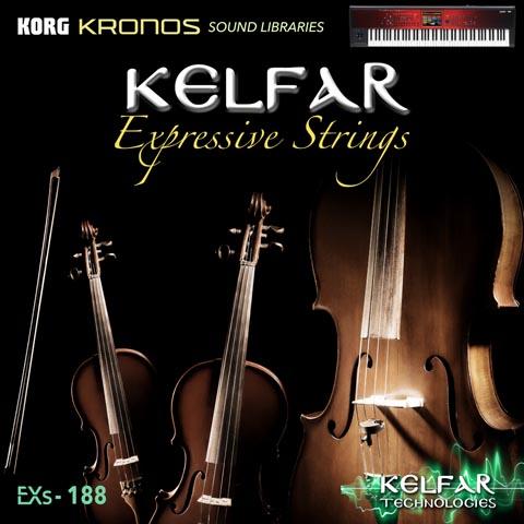 EXs 188 Kelfar Expressive Strings