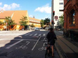 Juostos bei šviesoforai skirti dviratininkams