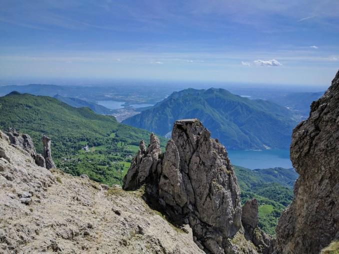 Uolų pirštai sudaro išskirtinį kraštovaizdį
