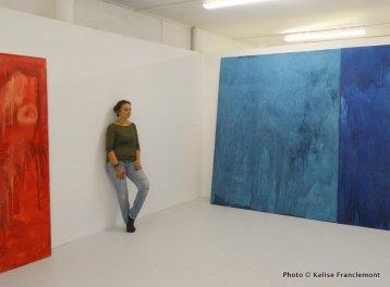 Georgie, 2015, digital photo print. Photo credit Kelise Franclemont