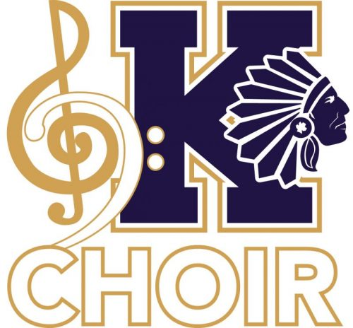 KHS Choir Logo