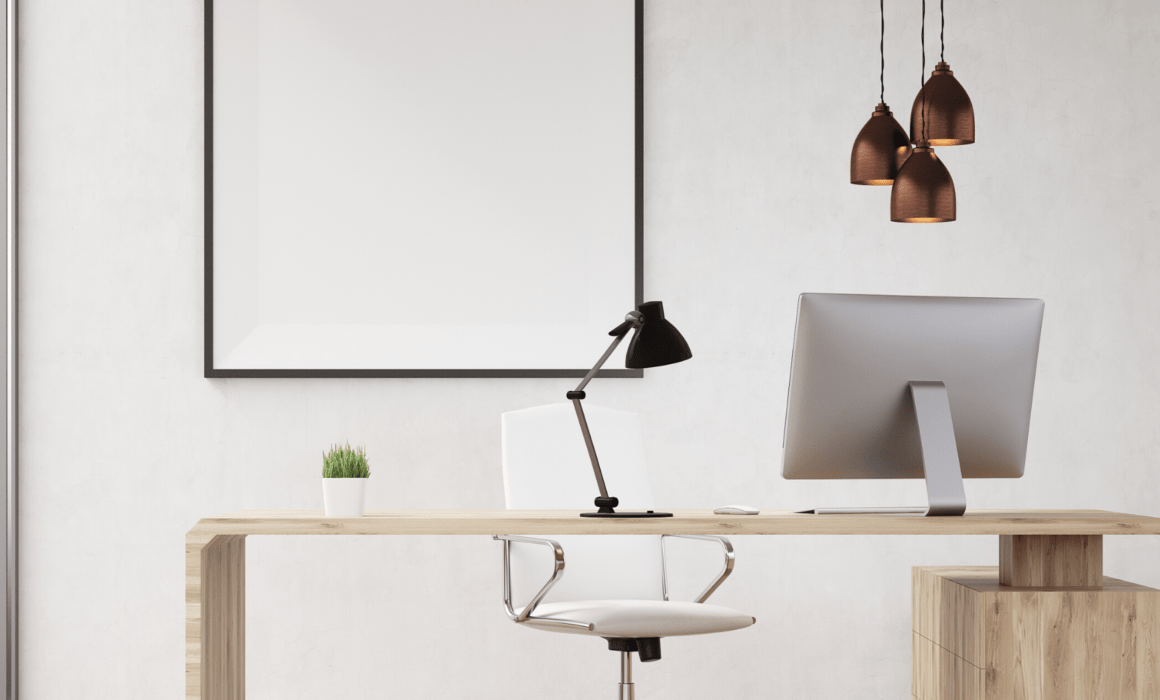 lighting types for your home office