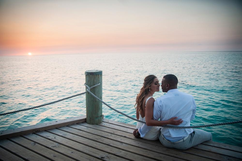 nassau bahamas destination wedding