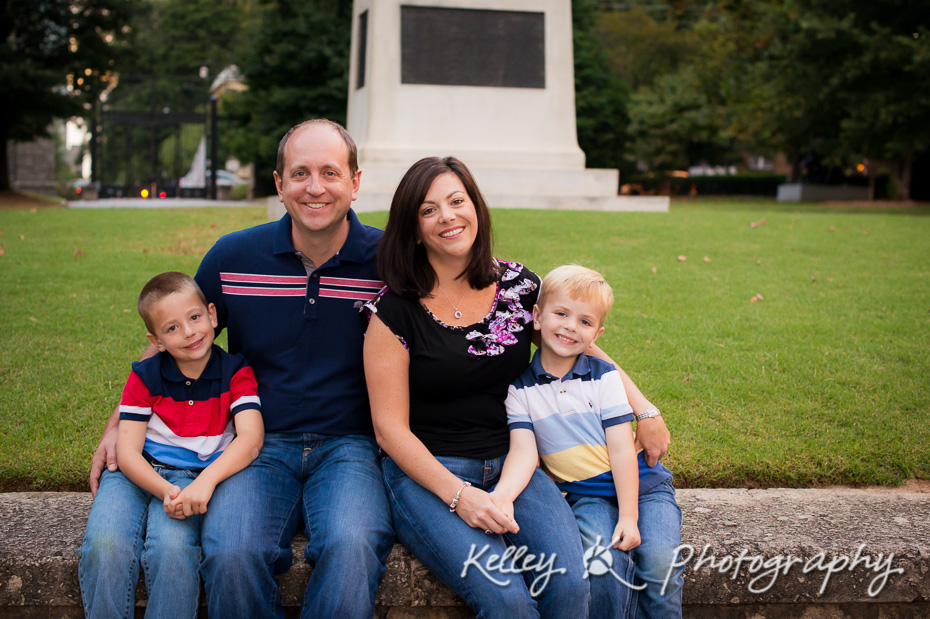 Family-Child-Portrait-Piedmont-Park-