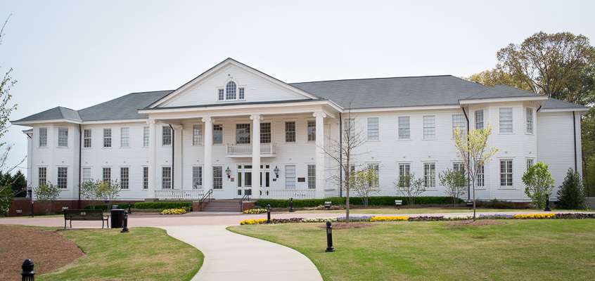 Brawner Hall in Smyrna | Kelley K Photography