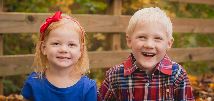 Fall Family Session in Smyrna *Throwback Thursday*