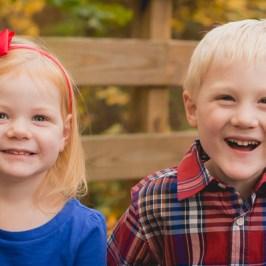 Boy Girl Siblings | Kelley K Photography