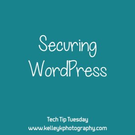 Tech Tip: Securing a WordPress Web Site