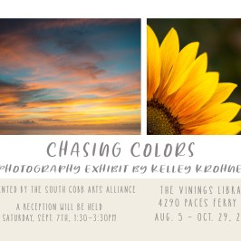 Chasing Colors Exhibit