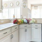 The Plan To Bring Modern Touches Into A Traditional Cream Kitchen
