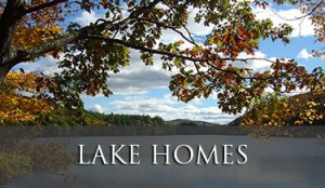 Lake Homes in Vermont
