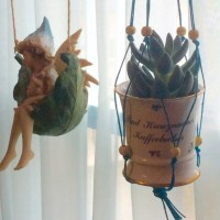 Macrame Plant Hanger ~ DIY for Beginners