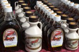 Dozens of Maple Syrup vendors sell their goods