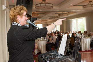 Wedding DJ Kelli Burns