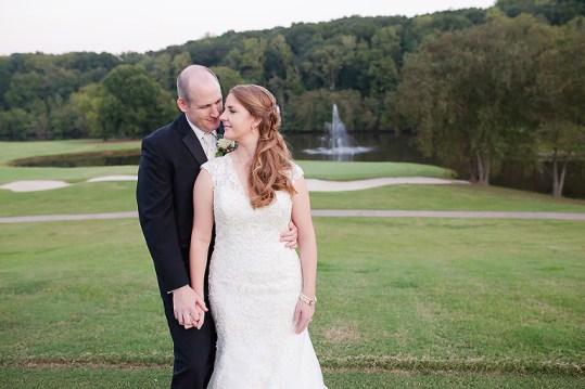 Carolina Country Club Wedding in Spartanburg SC